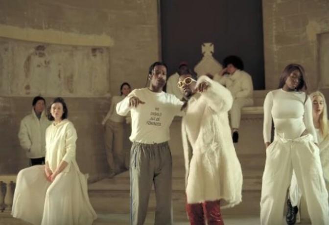 "(Video) A$AP Mob Feat. A$AP Ferg & A$AP Rocky ""Wrong"""