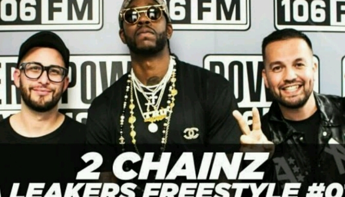 "2 Chainz Freestyles Over Kendrick Lamar's ""DNA."""