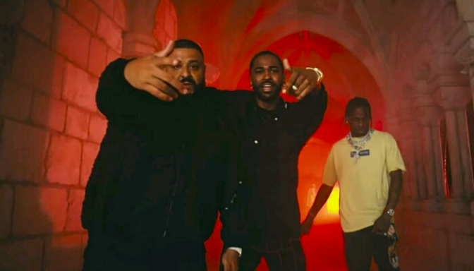"(Video) DJ Khaled Feat. Travi$ Scott, Rick Ross & Big Sean ""On Everything"""