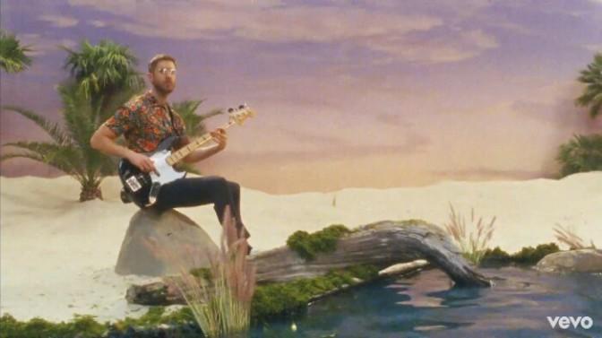 "(Video) Calvin Harris Feat. Pharrell, Katy Perry & Big Sean ""Feels"""