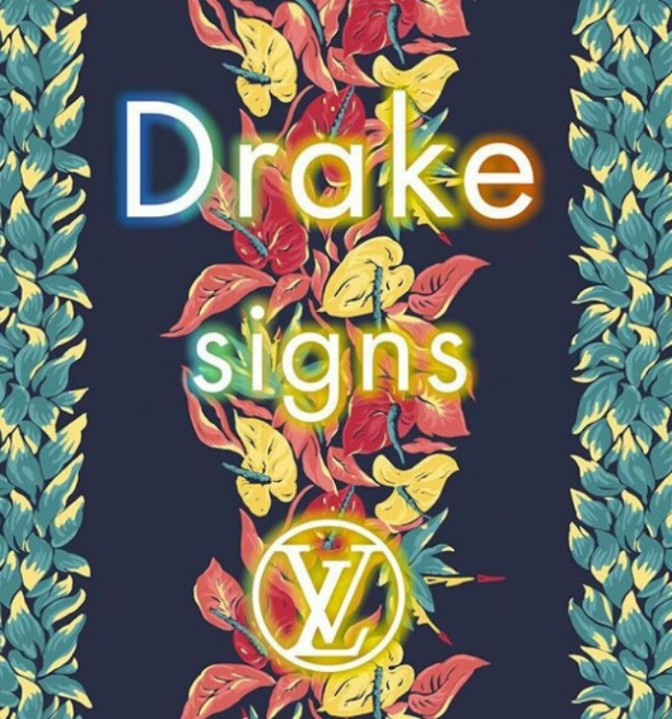 "Drake ""Signs"" (Prod. By 40)"