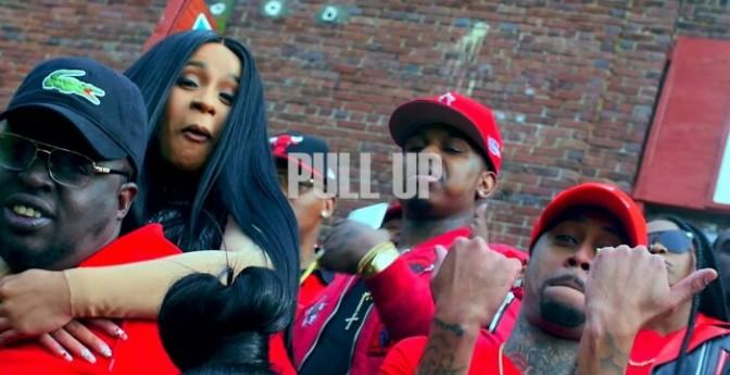 "(Video) Cardi B ""Pull Up"""