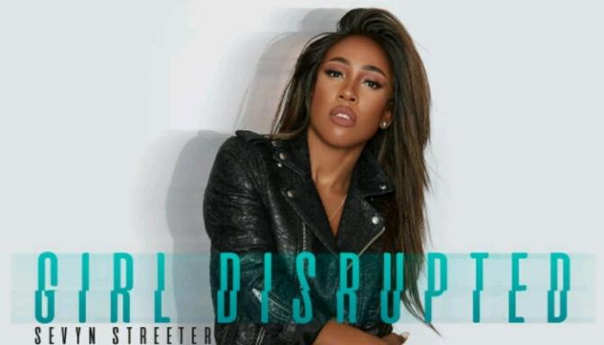 "(Artwork) Sevyn Streeter ""Girl Disrupted"" [LP]"