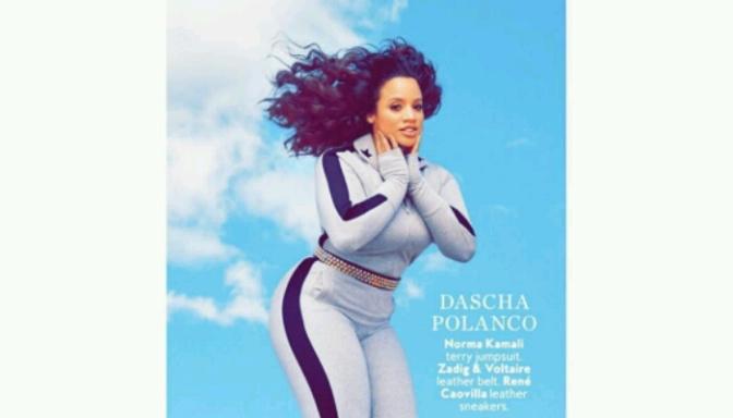 Dasha Polanco For InStyle Magazine