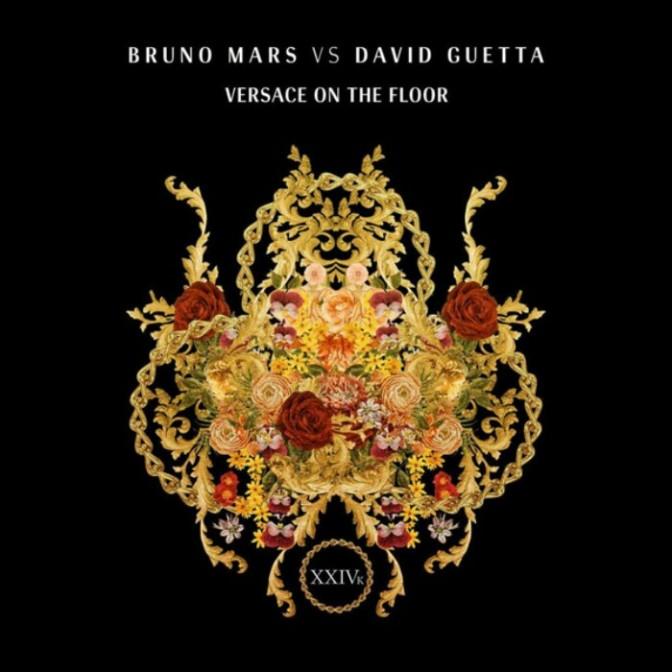 """Bruno Mars """"Versace on the Floor (David Guetta Remix)"""""""