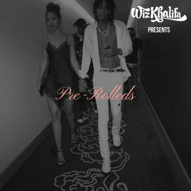 "(Stream) Wiz Khalifa ""Pre-Rolleds"" [EP]"