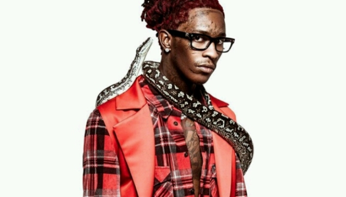 "Young Thug Teases Release Date For ""Easy Breezy Beautiful Thugger Girls"""