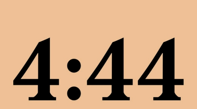 JAY-Z ADDS 3 NEW Tracks to 4:44