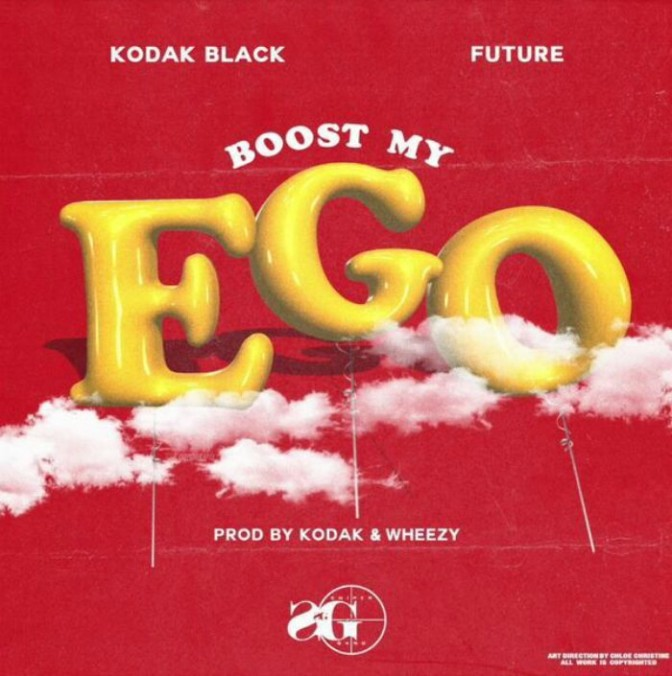 "Kodak Black Feat. Future ""Boost My Ego"""