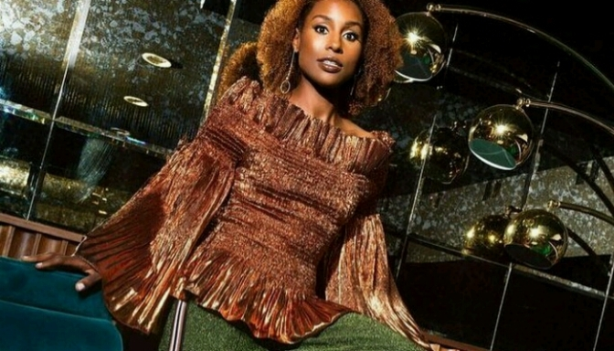 Issa Rae For Cosmopolitan