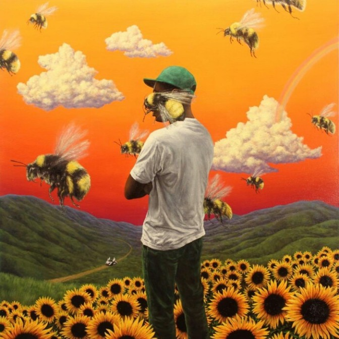 "Tyler, The Creator Announces NEW Album ""Scum Fuck Flower Boy"""