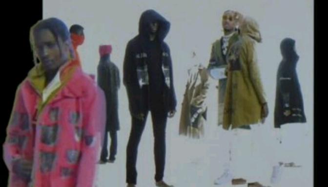 """(Video) A$AP Mob """"RAF"""""""