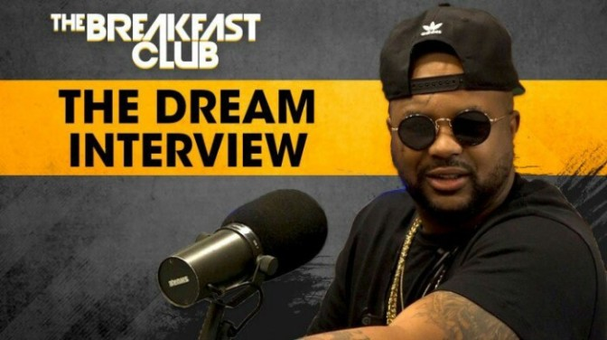 The-Dream On The Breakfast Club