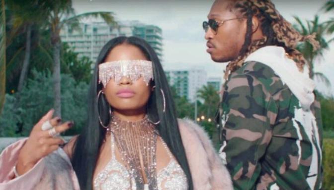 "(Video) Future Feat. Nicki Minaj ""You Da Baddest"""