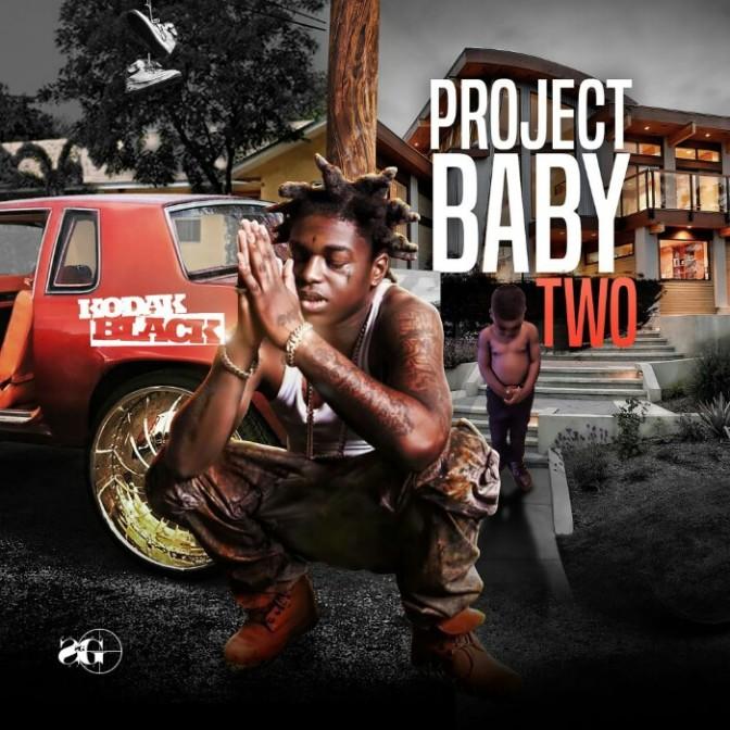 """(Mixtape) Kodak Black """"Project Baby 2"""""""