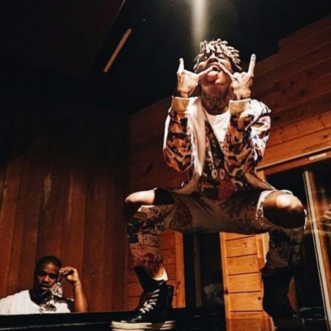 "A$AP Ferg Feat. Ski Mask the Slump God ""ILoveYourAunt"""