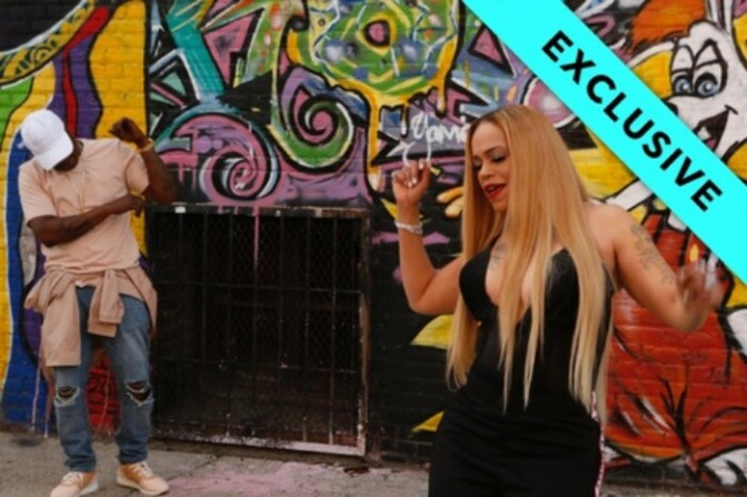 "(Video) Faith Evans & The Notorious B.I.G. Feat. Jadakiss ""NYC"""