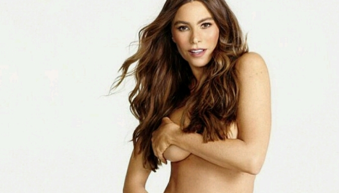 "Sofia Vergara Covers Women's Health's ""Naked Issue"""