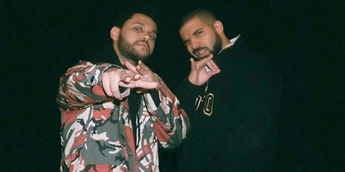 Drake & The Weeknd Might Be Dropping a Joint Album