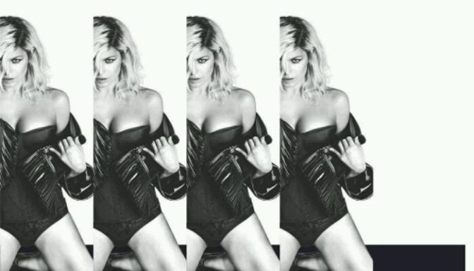 """Fergie Reveals Artwork For """"Double Dutchess"""" LP"""