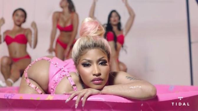 """(Video) Yo Gotti Feat. Nicki Minaj """"Rake It Up"""""""