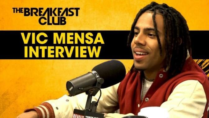 Vic Mensa On The Breakfast Club