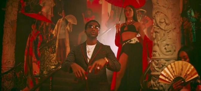 "(Video) Gucci Mane Feat. Chris Brown ""Tone It Down"""