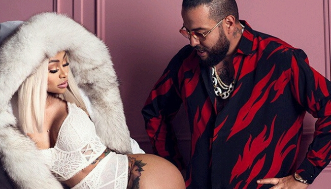 "(Video) Belly ""P.O.P."" Starring Blac Chyna"