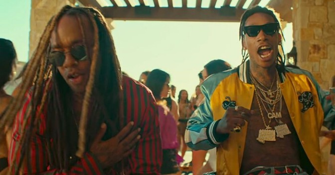 "(Video) Wiz Khalifa Feat. Ty Dolla $ign ""Something New"""