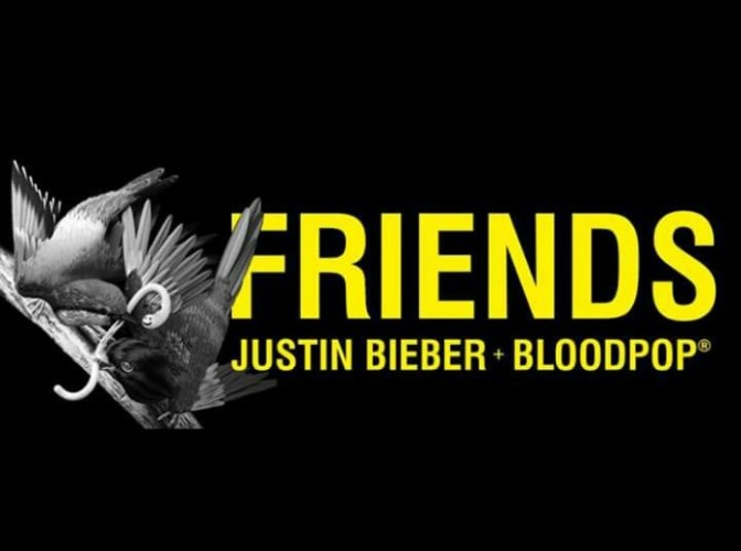 "Justin Bieber & BloodPop ""Friends"""