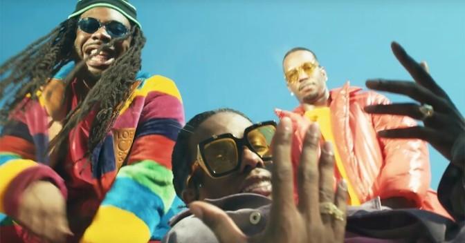 "(Video) D.R.A.M. Feat. A$AP Rocky & Juicy J ""Gilligan"""