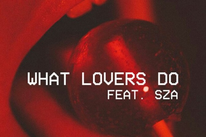 """Maroon 5 Feat. SZA """"What Lovers Do"""""""