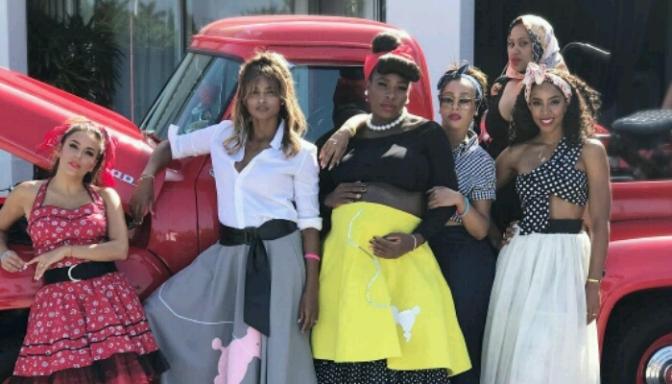 Kelly Rowland, LaLa, Ciara & More Attend Serena Williams' Baby Shower