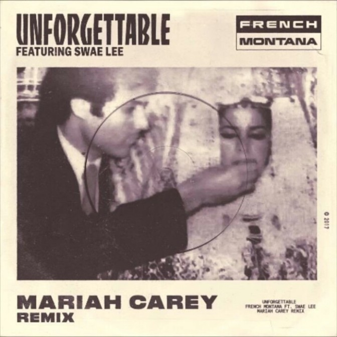"(Snippet) French Montana Feat. Swae Lee & Mariah Carey ""Unforgettable (Remix)"""