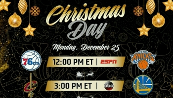 nba reveals christmas day schedule