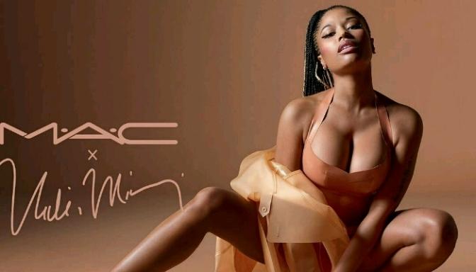 Nicki Minaj Announces NEW Collaboration with M·A·C Cosmetics