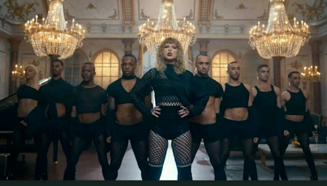 """(Trailer) Taylor Swift """"Look What U Made Me Do"""""""