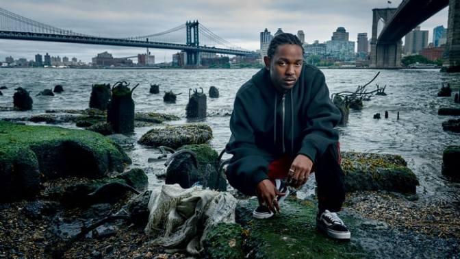 Kendrick Lamar Covers Rolling Stone