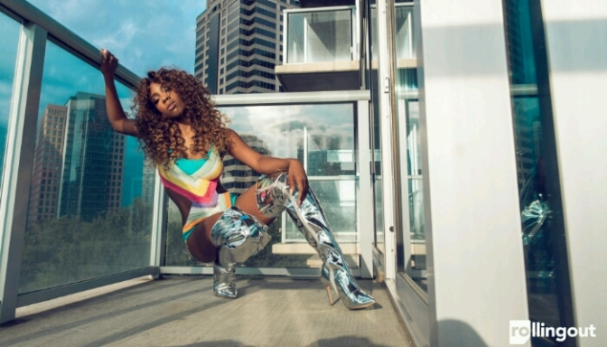 Sevyn Streeter Covers Rolling Out