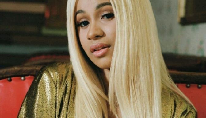 Cardi B For Billboard Magazine