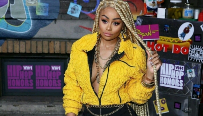 "Blac Chyna As Joi From ""Friday"""