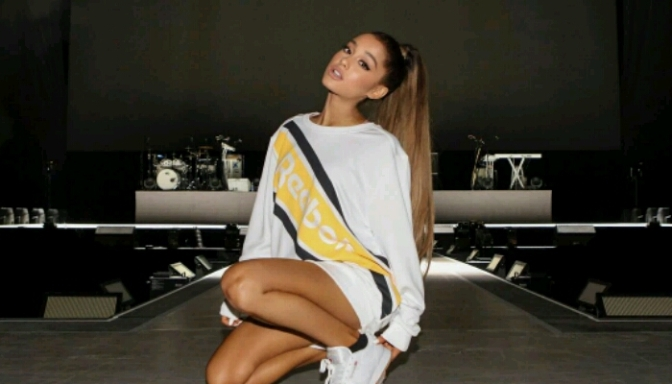 Ariana Grande For Reebok