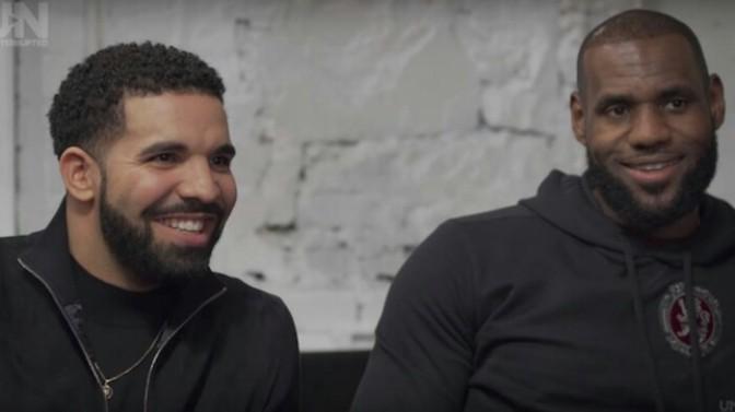Drake, LeBron James & Chris Bosh Talk Vince Carter's Influence