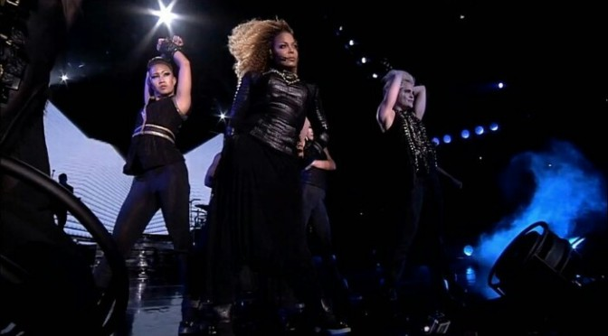 "Watch Janet Jackson Dance to Cardi B's ""Bodak Yellow"""