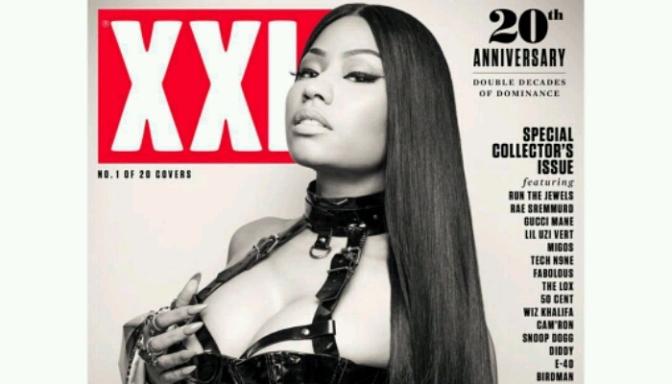 Nicki Minaj, Diddy, Pusha T, Migos & More Cover XXL's 20th Anniversary Issue