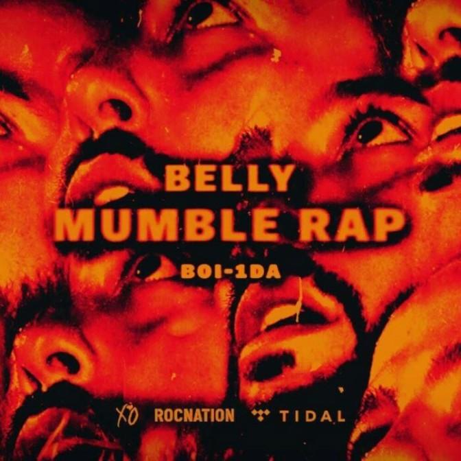 "(Stream) Belly ""Mumble Rap"" [LP]"