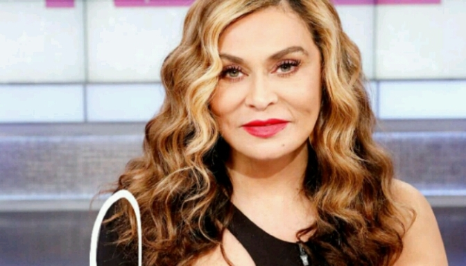 Tina Knowles-Lawson On The Real Daytime