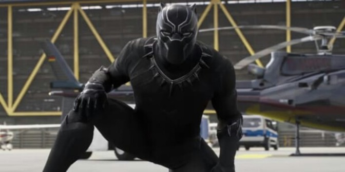 "Checkout the Trailer For Marvel's ""Black Panther"""
