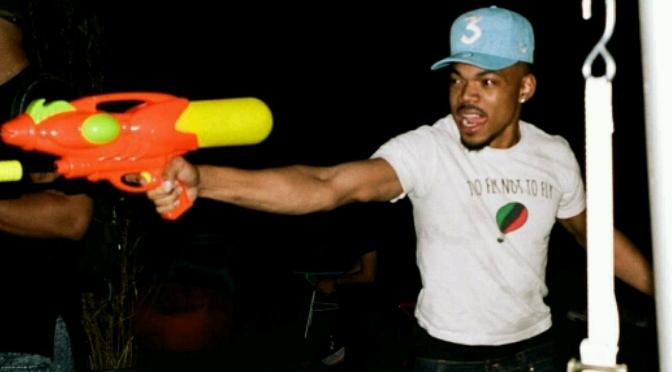 Chance the Rapper Takes a Shot at Joe Budden