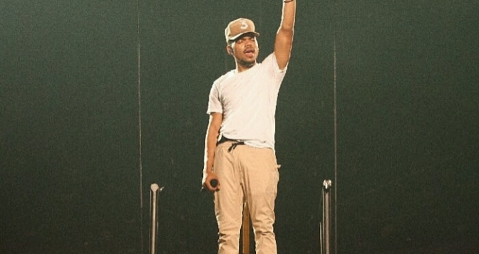 Chance the Rapper Has Received His GRAMMYs